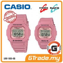 CASIO G-Shock Baby-G LOV-18B-4D Couple Watches Lover Collection [G-ZONE]