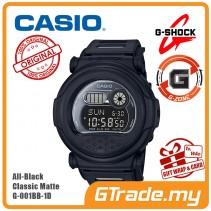 CASIO G-Shock G-001BB-1D Digital Watch All-Black Classic Matte [G-ZONE]