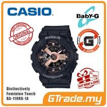 CASIO Baby-G BA-110RG-1A Analog Digital Watch Popular Mannish [G-ZONE]