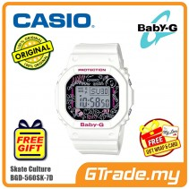 CASIO G-Shock BGD-560SK-7D Digital Watch Graffiti Splashed [PRE]