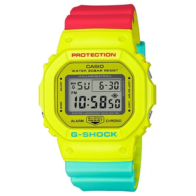 CASIO G-SHOCK DW-5600CMA-9D Analog Digital Watch | Sports Motif [G-ZONE]