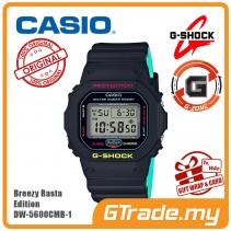 CASIO G-SHOCK DW-5600CMB-1D Analog Digital Watch | Sports Motif [G-ZONE]