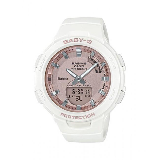CASIO Baby-G BSA-B100MF-7A Analog Digital Watch G-Squad