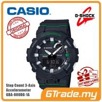CASIO G-Shock GBA-800DG-1A Digital Watch G-SQUAD Smartphone link [PRE]