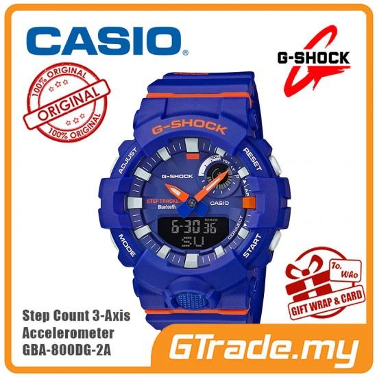 CASIO G-Shock GBA-800DG-2A Digital Watch G-SQUAD Smartphone link [PRE]
