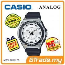 CASIO Men MWC-100H-7A Analog Watch LED light