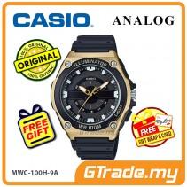 CASIO Men MWC-100H-9A Analog Watch LED light