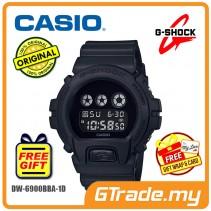 CASIO G-Shock DW-6900BBA-1D Digital Watch All-Black Classic Matte [PRE]