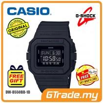 CASIO G-Shock DW-D5500BB-1D Digital Watch All-Black Classic Matte [PRE]