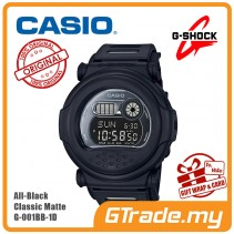 CASIO G-Shock G-001BB-1D Digital Watch All-Black Classic Matte [PRE]