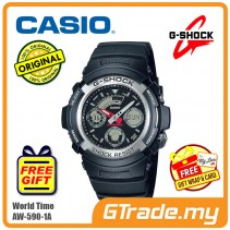 CASIO G-Shock AW-590-1A Analog Digital Watch Tough Design [PRE]