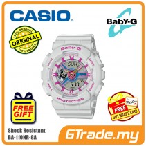 CASIO Baby-G BA-110NR-8A Analog Digital Watch 90s Culture [PRE]