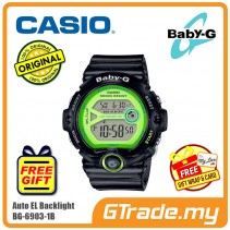 CASIO Baby-G BG-6903-1B Women Digital Watch Running Watch [PRE]
