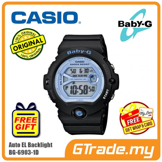 CASIO Baby-G BG-6903-1D Women Digital Watch Running Watch [PRE]