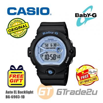 CASIO Baby-G BG-6903-1D Women Digital Watch Running Watch [PRE]