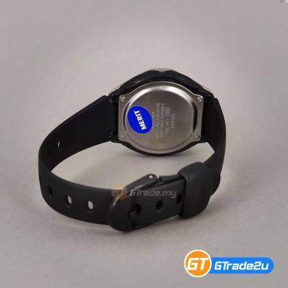 [READY STOCK] CASIO STANDARD LW-200-1BV Digital Watch | 10 Yrs Battery Life Petide