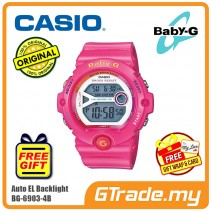 CASIO Baby-G BG-6903-4B Women Digital Watch Running Watch [PRE]