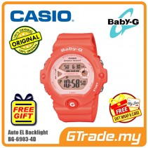 CASIO Baby-G BG-6903-4D Women Digital Watch Running Watch [PRE]