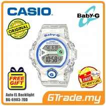CASIO Baby-G BG-6903-7DD Women Digital Watch Running Watch [PRE]