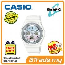 CASIO Baby-G BGA-100ST-7A Women Digital Watch Pastel Colors [PRE]