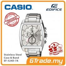 CASIO Edifice EFR-524D-7A Men Chronograph Watch Square design [PRE]