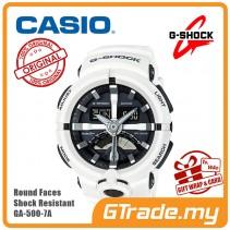 CASIO G-Shock GA-500-7A Analog Digital Watch Round Faces [PRE]