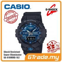 CASIO G-Shock GA-810MMB-1A2 Analog Digital Watch Brilliant Deposition Mirror Finish [PRE]