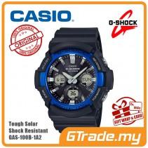 CASIO G-Shock GAS-100B-1A2 Analog Digital Watch Tough Solar [PRE]