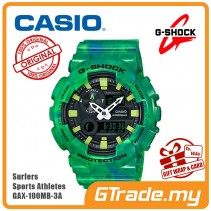 CASIO G-Shock GAX-100MB-3A Analog Digital Watch Two-color Marble Textured [PRE]