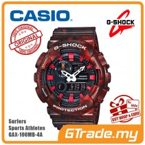 CASIO G-Shock GAX-100MB-4A Analog Digital Watch Two-color Marble Textured [PRE]