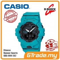CASIO G-Shock GBA-800-2A2 Analog Digital Watch Fitness Runner Sports [PRE]