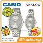 CASIO Couple MTP-1129A-7A & LTP-1129A-7A Ananlog Watches [PRE]