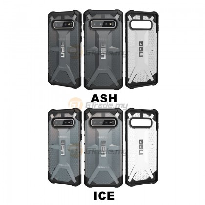 UAG Urban Armor Gear Plasma Tough Case | Samsung Galaxy S10 Ash *Free Gift