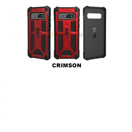 UAG Urban Armor Gear Monarch Military Case | Samsung Galaxy S10 Carbon Fiber *Free Gift
