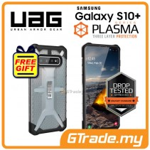 UAG Urban Armor Gear Plasma Tough Case | Samsung Galaxy S10 Plus Ice *Free Gift