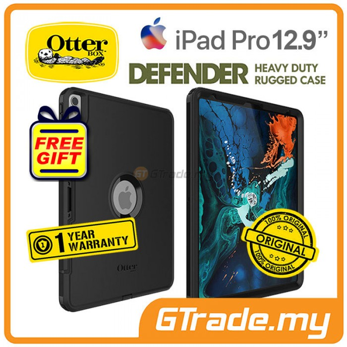 detailed look 86c58 70373 OTTERBOX Defender Tough Case Apple iPad Pro 12.9