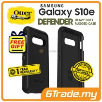 OTTERBOX Defender Rugged Case Samsung Galaxy S10e Black *Free Gift