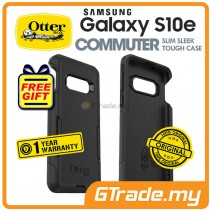 OTTERBOX Commuter Tough Case Samsung Galaxy S10e Black *Free Gift