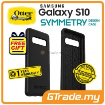 OTTERBOX Symmetry Slim Case Samsung Galaxy S10 Black *Free Gift