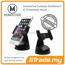 MONOCOZZI Car Phone Holder 2 in 1 Dashboard and Windshield with spring