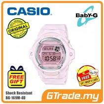 CASIO Baby-G Kids BG-169M-4D Digital Watch Pinkish Dial Small [PRE]