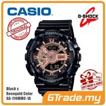 CASIO G-Shock GA-110MMC-1A Digital Watch Black x Rosegold Color [PRE]