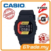 [G-ZONE] CASIO G-Shock DW-5600HDR-1D Digital Watch THE HUNDREDS®