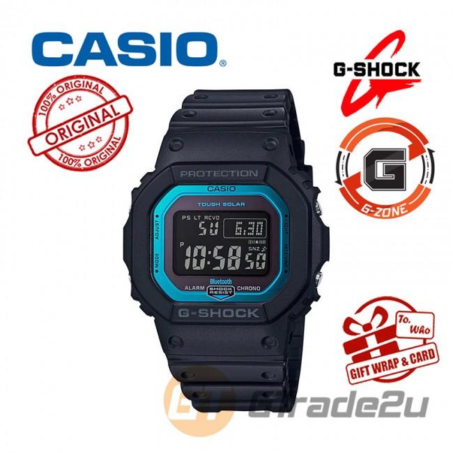 [G-ZONE] CASIO G-SHOCK GW-B5600-2D Digital Watch | Smartphone Link Tough Solar