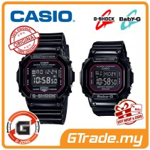 [G-ZONE] CASIO G-Shock x Baby-G SLV-18B-1D Couple Watches Special Pair Collection 2018