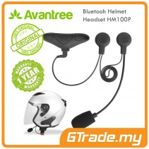 AVANTREE Wireless Bluetooth Motocycle Biker Helmet Headset HM100P