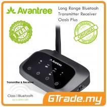 AVANTREE Long Range Bluetooth Transmitter Receiver aptX HD Oasis Plus
