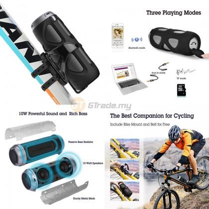 AVANTREE Outdoor Water Resist Wireless Speaker Cyclone Bicycle Hiking Camping