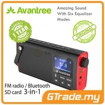 AVANTREE Wireless Bluetooth Speaker with FM radio SP850