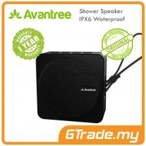 AVANTREE Outdoor Waterproof Bluetooth Speaker SP950 Micro SD Card Black
